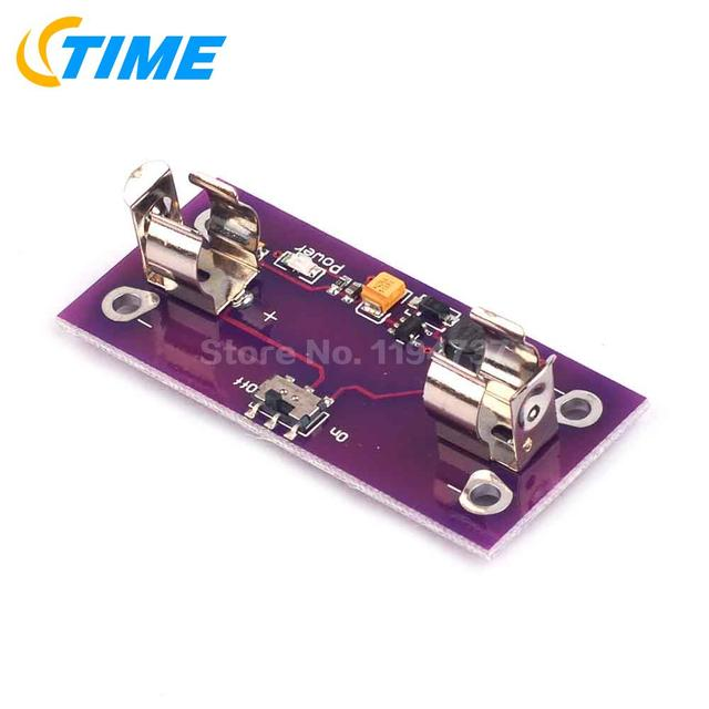 1PCS LilyPad Power Supply AAA Battery Power Boost Module 5V Output