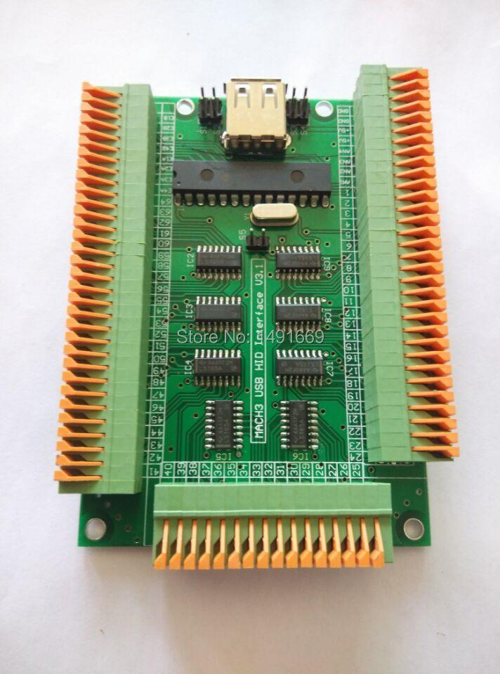 MACH3 USB Interface Board Manual Control Board USB CableMACH3 USB Interface Board Manual Control Board USB Cable