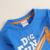 Varejo meninos casual camisa t nova crianças ocasional 100% algodão t-shirt roupas para crianças outono/primavera roupas de bebê menino t camisa a5718