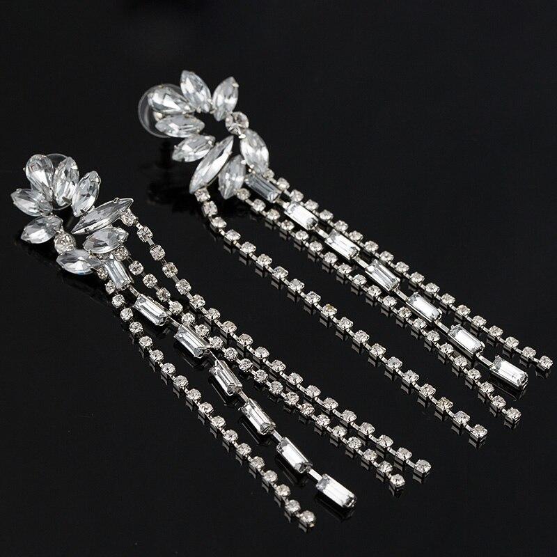 ᐅYFJEWE Роскошные Модные кисточкой серьги для Для женщин ...