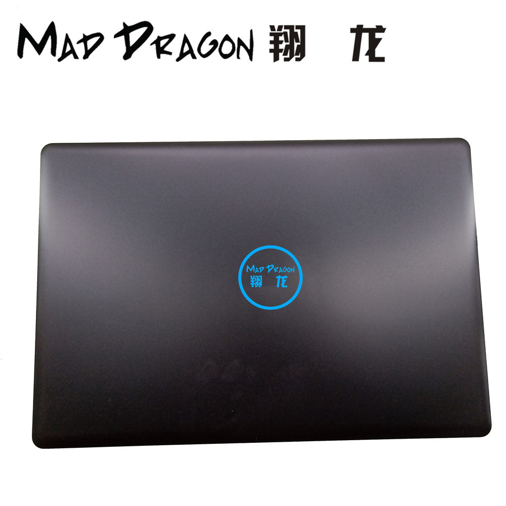 MAD DRAGON Brand Laptop new LCD Back Cover Lid Top Assembly For Dell G3 15 Gaming G3 3579 15 3579 1WXP6 01WXP6 brand new original lcd back cover for dell inspiron 13 5000 5368 5378 hh2fy 0hh2fy black