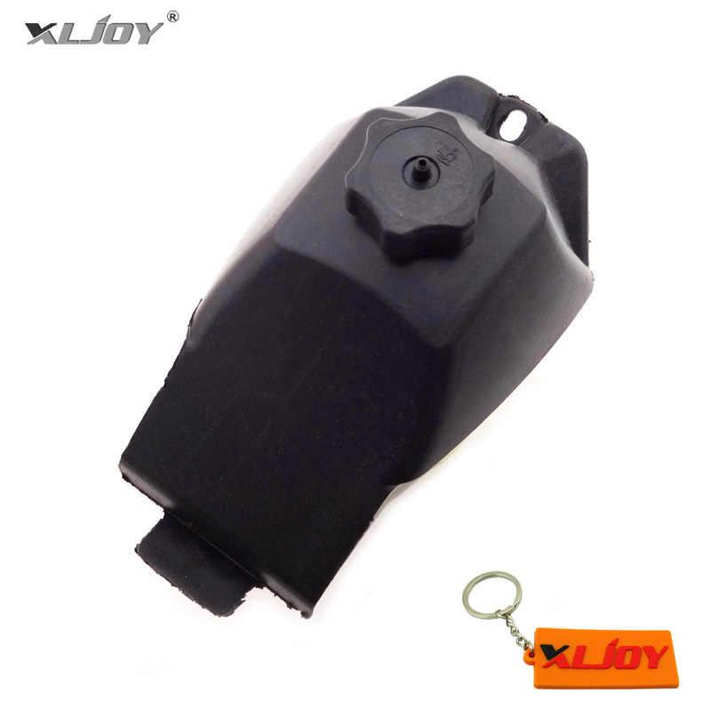 XLJOY Gas Bensin Tangki Bahan Bakar Untuk 2 Stroke 47cc 49cc Mini Moto ATV Quad Dirt Pocket Bike Minimoto Motocross Motor
