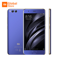 Original Global Version Xiaomi Mi6 Mi 6 Smartphone Snapdragon 835 Octa Core 6GB RAM 64GB ROM 5.15