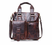International Models Men S Messenger Bags Luxury Multifunction Fashion Casual Genuine Cow Leather Man Shoulder Crazy