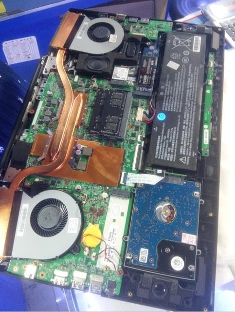 Laptop do gier 15.6 Cal Intel I7 GTX960M dedykowane karty 16GB DDR4 RAM 128GB SSD dysk twardy o pojemności 1TB klawiatura podświetlana zostało uruchomione wysoki poziom gry