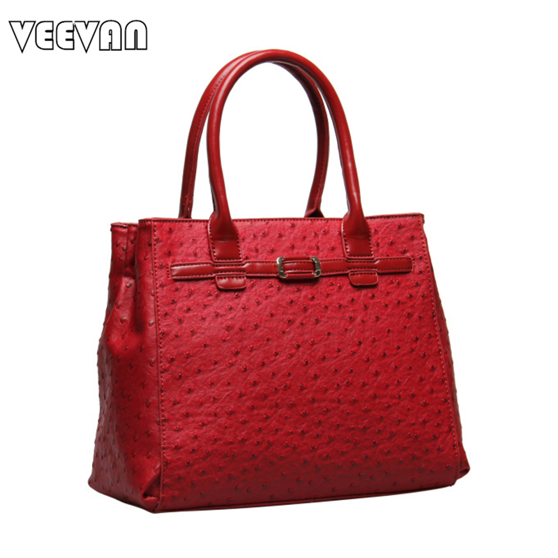 2017 New Fashion Quilted Embosse Women Handbags Messenger Bags Designer High Quality Leather Shoulder Bags Office Lady Tote Bags