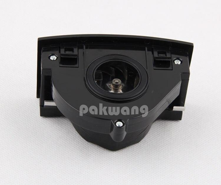 Original XR210 Dustbin Fan Black 1 pc supply from factory dustbin baby