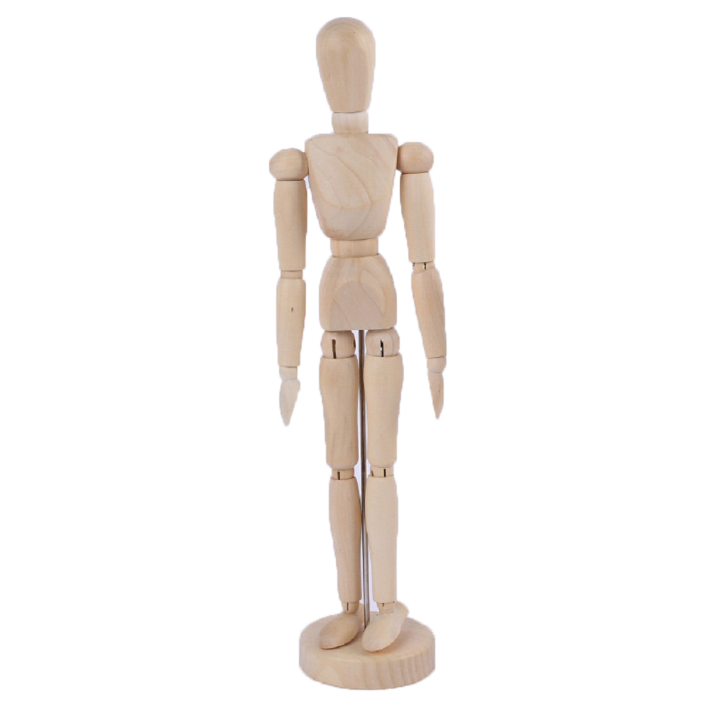 Aliexpress.com : Buy 3 Kinds Joints Wood Wooden Mannequin Toy ...
