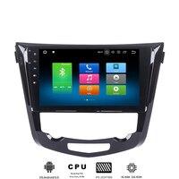 10.2 Android 8.0 Car Radio for Nissan X Trail Qashqai 2014 2017 multimedia player GPS Navi with Octa Core 4Gb Ram+32Gb Rom