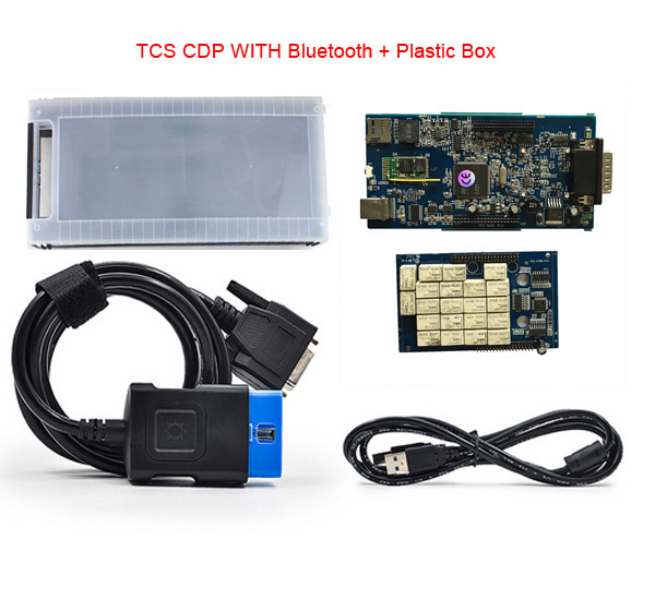 New Design Bluetooth TCS CDP PRO New VCI 2015.3 with free activate for cars and trucks car diagnostic tool new arrival new vci cdp with best chip pcb board 3 0 version vd tcs cdp pro plus bluetooth for obd2 obdii cars and trucks