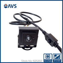 Mini Camera for ATM Machine with 3.7mm Lens 90 Degree Sony CCD 700TVL with OSD WDR