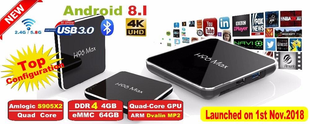 H96 max S905X2 05