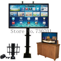 Electric automatic TV lift stands with wireless Remote Control tv stand living room furniture automatic hidden tv stand