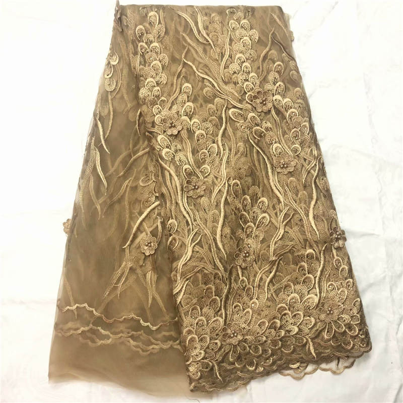 MW!African Lace Fabric 2019 Embroidered Nigerian Laces Fabric Bridal High Quality French Tulle Lace Fabric For Women ! J41413MW!African Lace Fabric 2019 Embroidered Nigerian Laces Fabric Bridal High Quality French Tulle Lace Fabric For Women ! J41413