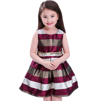 Baby Girl Baptism Dress Sleeveless Flowers Wedding Vestido Infants Girls Clothes Princess Dresses 3 10 Year