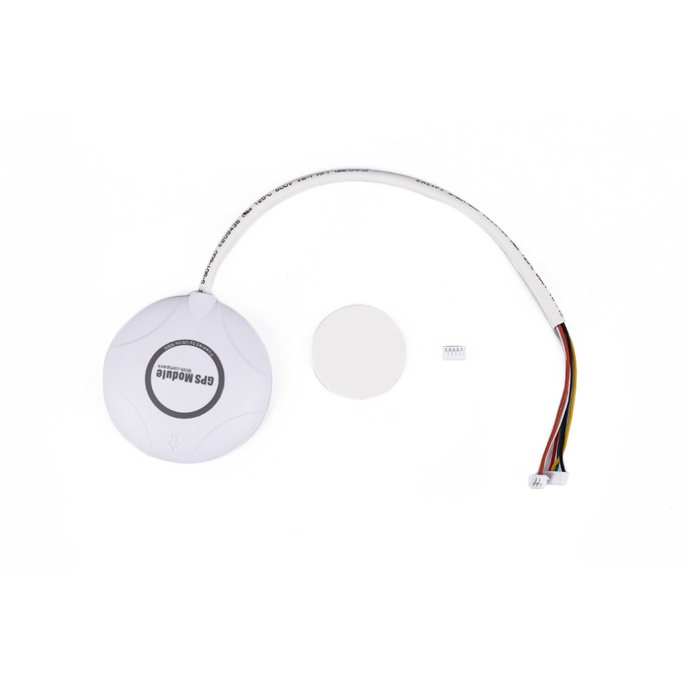 1pcs Mini GPS Module with Compass for PIX 8 M Flight Control I2C port Nose Pointing