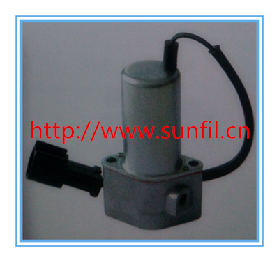 ФОТО High quality,702-21-07010 Main pump solenoid valve,Pilot valve for 6D102  PC200-6 ,Free fast shipping