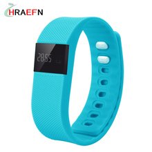 Bluetooth Sensible band TW64 Wristband Health tracker watch Name SMS Reminder bracelet for Android xiaomi huawei IOS PK fitbits