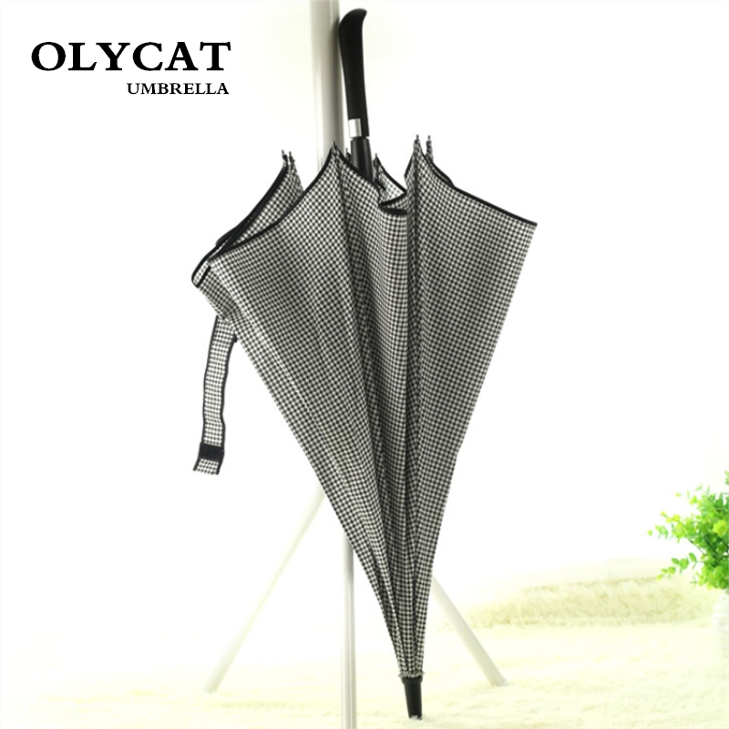 Genuine Brand Long Umbrella Windproof Parasols 8K Men Women Rain Big Umbrellas Large Size 112cm Diameter Quality Paraguas