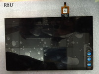 R U NEW LCD Display Panel Touch Screen Digitizer BLACK Color IN STOCK For 8 Inch