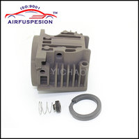 Free Shipping Air Compressor Pump Cylinder With Piston Ring Rubber Valve For X5 E53 A6 Q7
