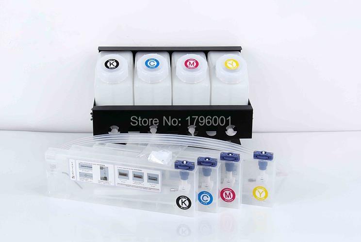 4 colors Roland 740 bulk ink system 4 color bulk ink system for Roland 740 printer