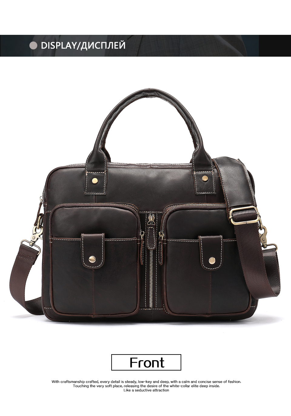 8 leather handbags