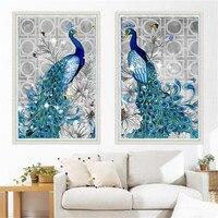 51 76cm 5d Diamond Embroidery Round Diy Crystal Painting Diamond Mosaic Home Decoration Paint Round Craft