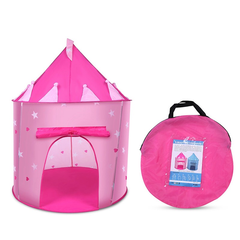 Child Gift Toy Tent Kids Game House Portable Foldable Baby Play Tent Outdoor Sport Toy