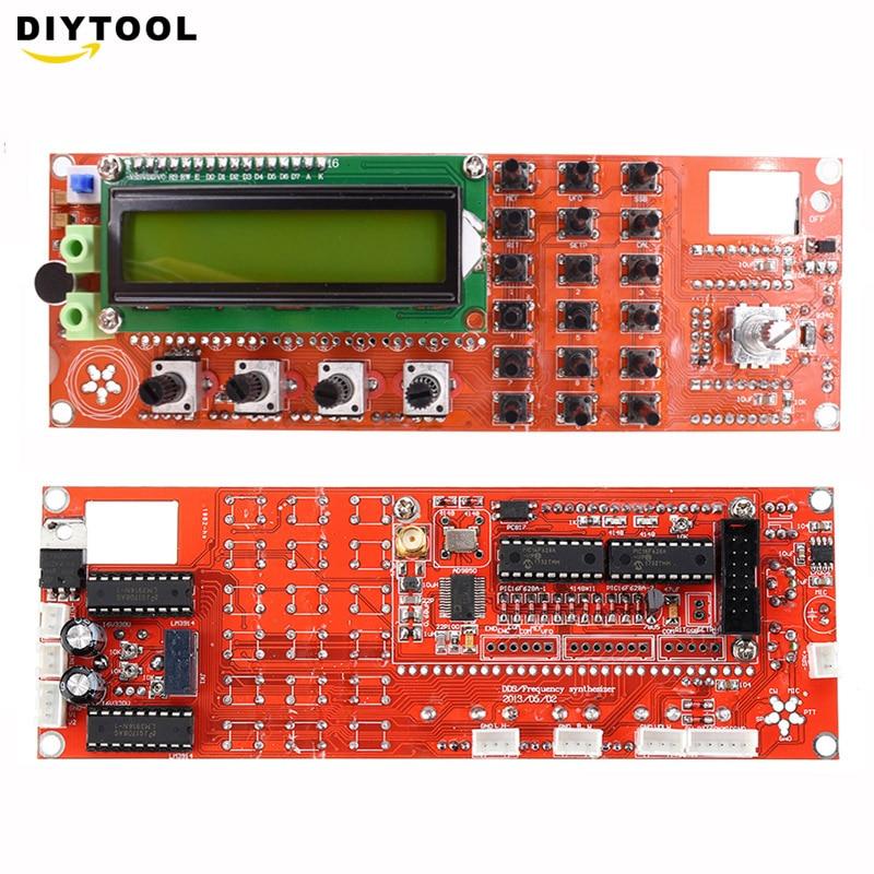 Модуль AD9850, DDS-генератор сигналов, диапазон коротких волн 0-55 МГц, для любительского радио, трансивер SSB6.1, VFO SSB
