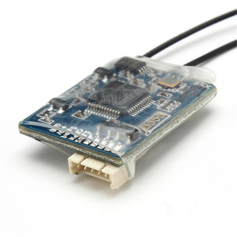 FrSky XSR 2.4 GHz 16CH ACCST Récepteur S-Bus CPPM Support de Sortie X9D X9E X9DP X12S X Série Pour RC Multirotor Jouets les saf