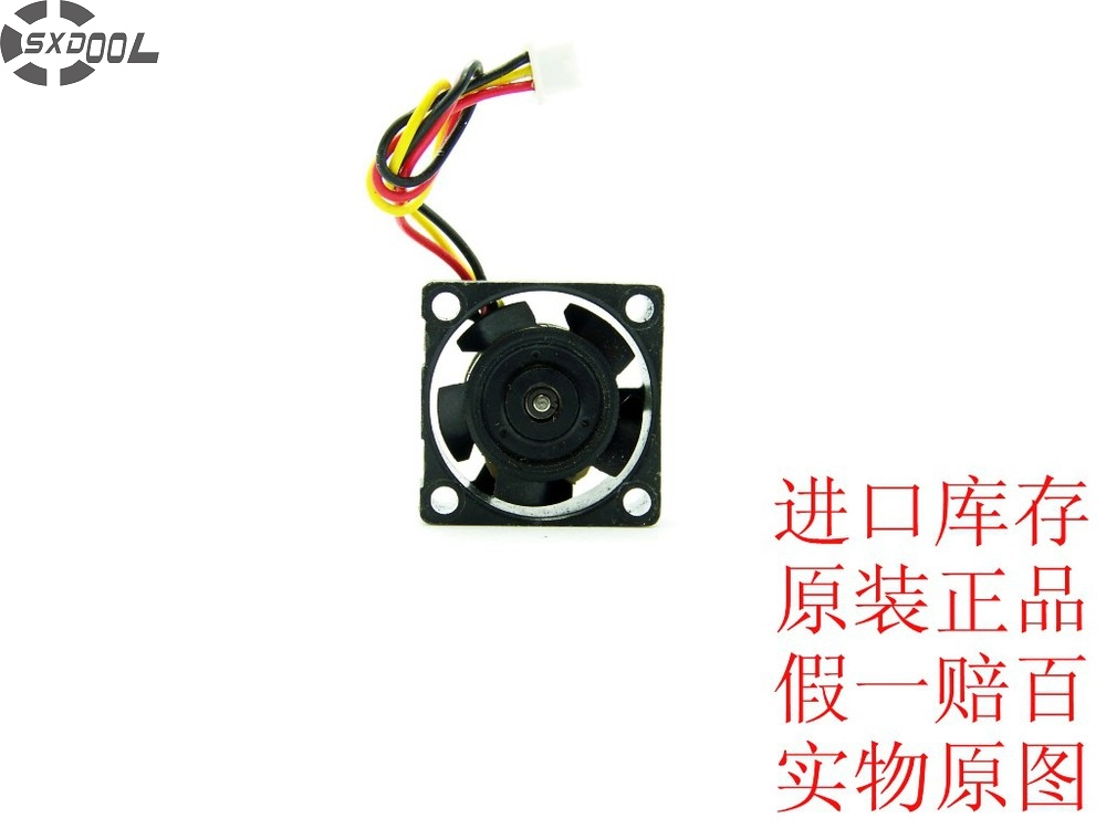 SXDOOL mini fan micro 2010 5V 0.06A MFB20A-05A 2cm notebook fan cooling devices mp3 плеер ritmix rf 4450 4gb black blue