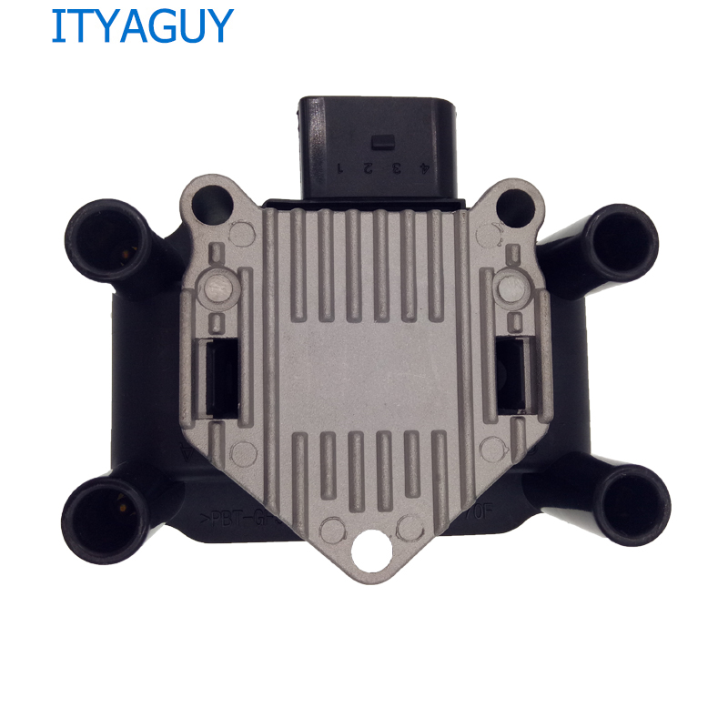Car styling OE 032905106B 032905106E 032905106 IGNITION COIL PACK RAIL FOR VW GOLF IV BORA POLO