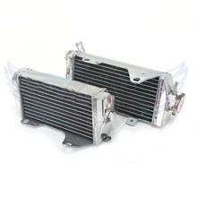 Motorcycle parts replacement  Grille Guard Cooling Cooler Radiator Left Moto for Honda CFR450R CRF 450 R 2013