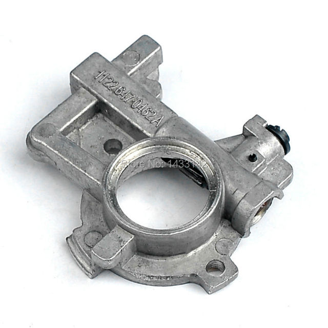 New SAVIOR BRAND Oil pump Oiler housing FOR STIHL MS660 066 MS650 065 CHAINSAW REP 1122 640 3205 Free Fast Shipping