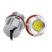 SKYJOYCE 80 Вт светодиодный набор маркеров E39 E60 E63 E65 E53 E83 E8 X3 X5 светодиодный Ангельские глазки Canbus 6500K белый автомобильный светильник Светодиодный Маркер