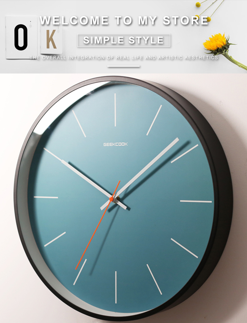 clock for kitchen wall (1)