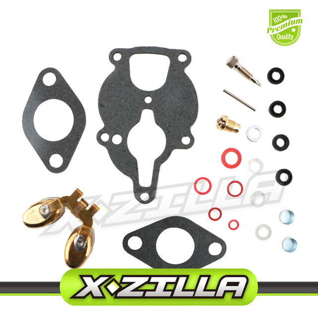 US Zenith Carburetor Kit Float Fits For Wisconsin Engine VH4D VHD TJD Replaces LQ39 Replacement Accessories Carburetor Motorcycle In