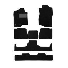 Коврики в салон Klever Premium For CADILLAC Escalade 7 мест АКПП 2007-2014, внед., 7 шт. (текстиль)