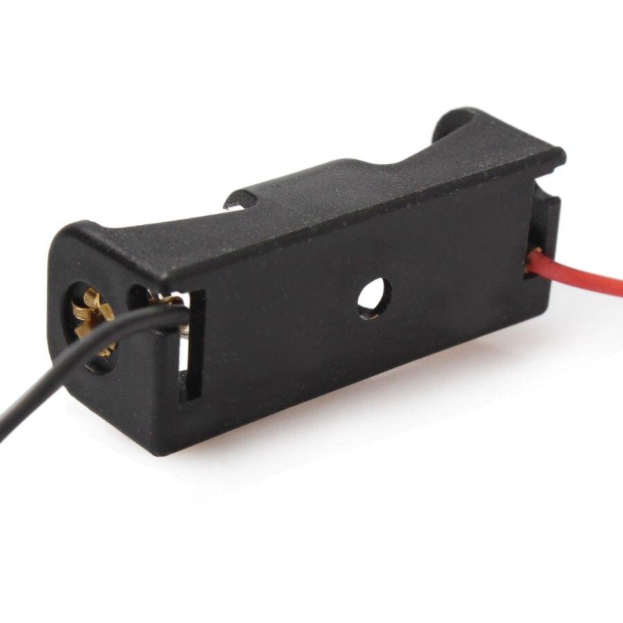 1PCS Single Slot 12V23A Battery Box Clip Holder Case With ON/OFF ...