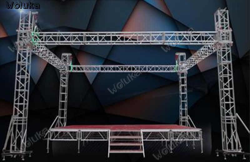 7*7*8m escenario braguero publicidad stand escenario marco de fondo de la actividad de la boda marco de fondo CD50 W03