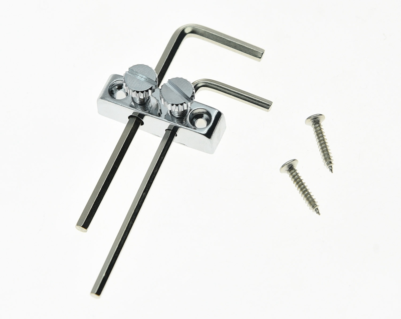 guitar bass allen wrench headstock holder allen keys for electric guitar chrome in guitar parts. Black Bedroom Furniture Sets. Home Design Ideas
