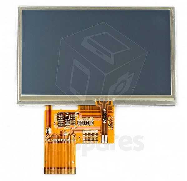 4.3 INCH LCD for Navi N43 N43i BT GPS  Car Navigators 40 pin / with touchscreen FPC4304009/FPC4304005/KD43G18-40NB