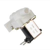 Plastic Electric Small Appliances Solenoid Valve Normally Closed 12 VOLT DC