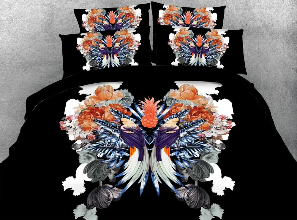 ⃝3D impreso edredón Ropa de cama twin full Queen Super Cal cama ...