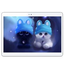 4 г LTE S109 1920×1200 Android 6.0 tablet pc Tab 10.1 дюймов IPS Octa core 4 ГБ + 32 ГБ 64 ГБ Dual Sim карта телефонный звонок 10.1 «Phablet