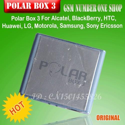 polor box 3-E