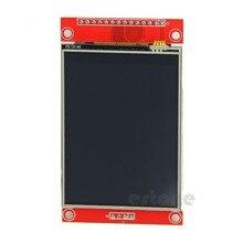 J34 F85 240×320 2.8 «SPI TFT LCD Сенсорный ДИСПЛЕЙ Модуль Последовательного Порта с ПЕЧАТНОЙ ПЛАТЫ ILI9341 5 В/3.3 В