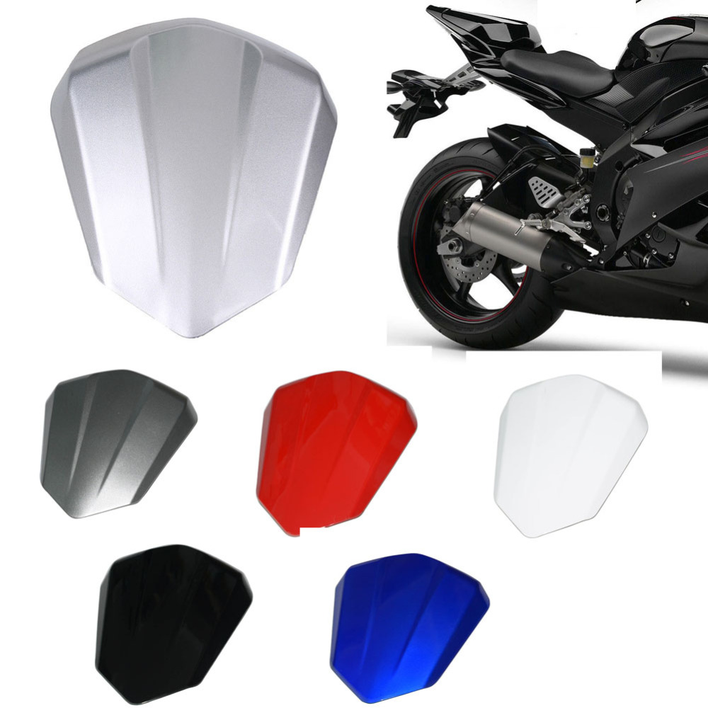 Gloss Solo Rear Seat Cover Cowl Fairing For Yamaha YZF R1 YZF-R1 YZFR1 2007-2008