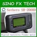 Цифровой спутниковый искатель sathero sh 200hd USB2.0 DVB-S/S2 HD  анализатор спектра